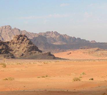 Ritorno in Giordania
