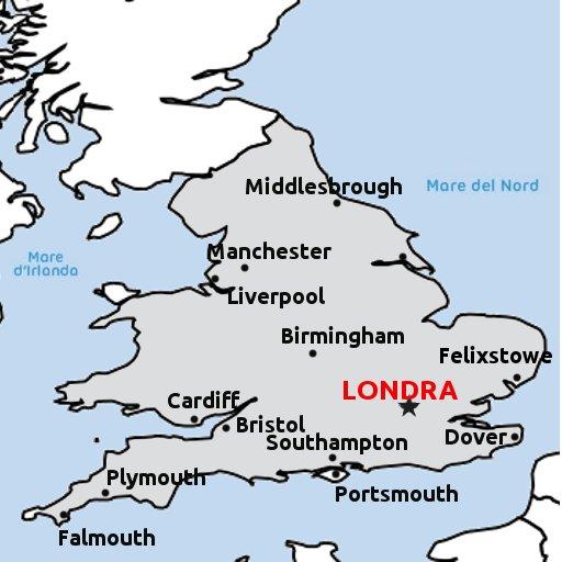 Cartina Aeroporti Inghilterra.Taccuino Di Viaggio Ubuntu Travel