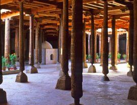 Uzbekistan, La via della seta (6 nn) – garantito 2016
