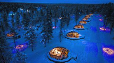 Finlandia, Un inverno nel paese delle meraviglie
