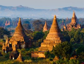 Myanmar e splendori di Angkor – garantito 2017