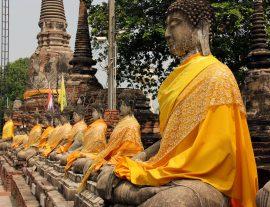 Gran tour della Thailandia