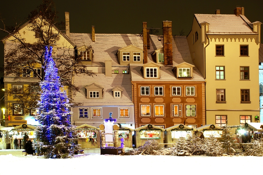 Lettonia, i mercatini di Natale 2016 a Riga