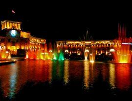Armenia, Gran tour di Capodanno 2016-2017
