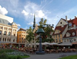 Baltici, Gran tour dei Paesi Baltici (8 nn) – garantito 2017