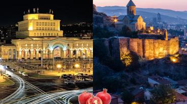 Armenia & Georgia, partenze garantite apr./nov. 2017