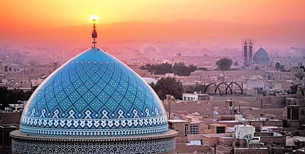 Cieli azzurri di Persia – 2017