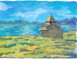 Meraviglie d'Armenia del Nord – mar. / ott. 2017