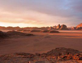 Giordania, Capodanno a Wadi Rum