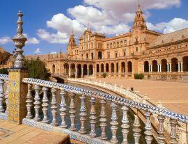 Andalusia e Madrid a Pasqua