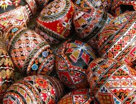Romania, Speciale Pasqua a Bucarest – 14 apr.'17