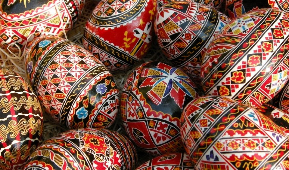 Romania, Speciale Pasqua a Bucarest – 14 apr.'17