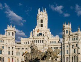 Pasqua a Madrid