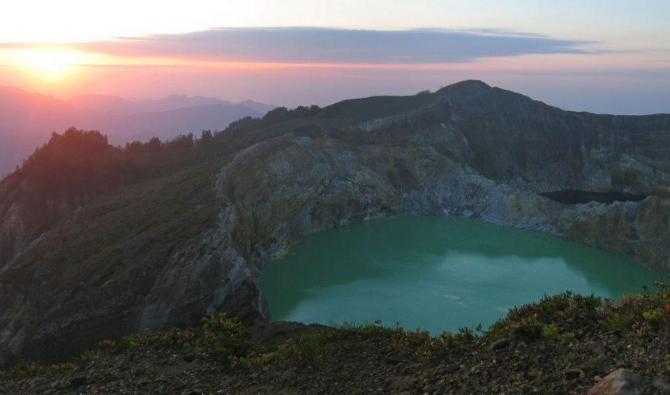 Bali, Three Colored Lakes e Komodo