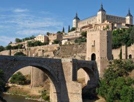 Madrid, Andalusia e Toledo – 2018
