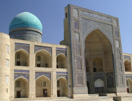 Uzbekistan, L'Asia di Tamerlano (6 nn) da Roma – garantito 2017