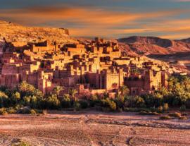 Marocco: Oasi, dune e deserto