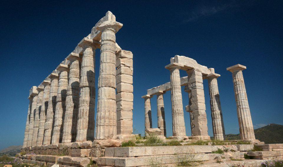 Grecia classica, Meteora e Capo Sounion