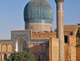 Uzbekistan, La via della seta (6 nn) – garantito 2017