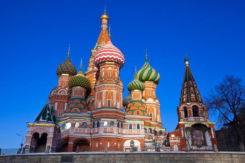 Russia, Mosca in libertà – garantito – apr./ott. 2017