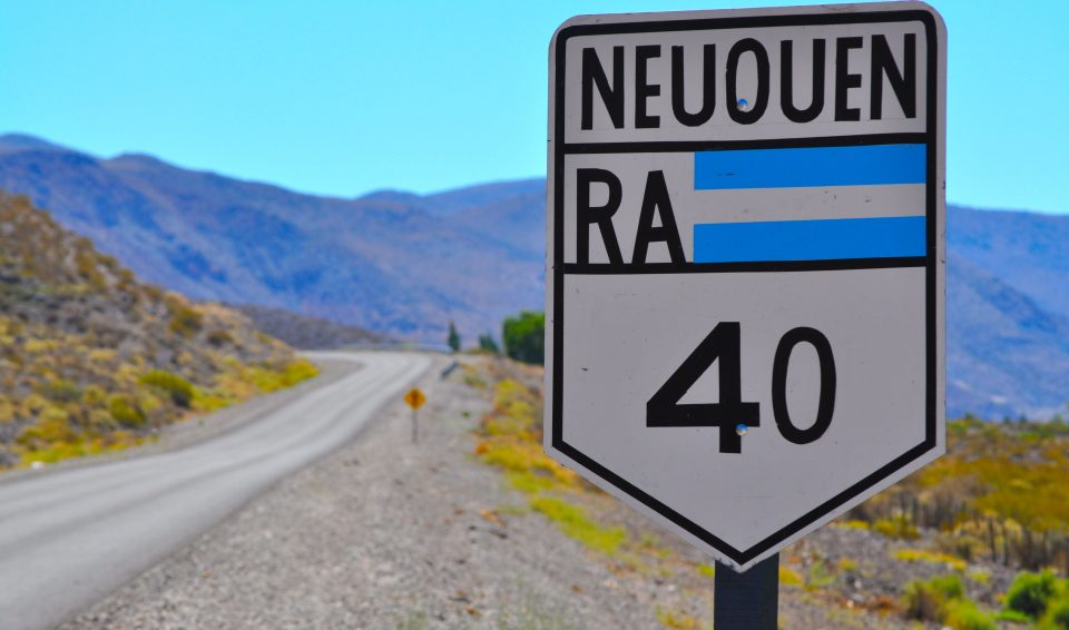 Argentina, Routa 40