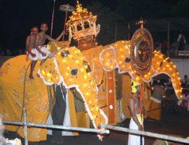 Sri Lanka, Esala Perahera, tour speciale – 29 lug. 2017