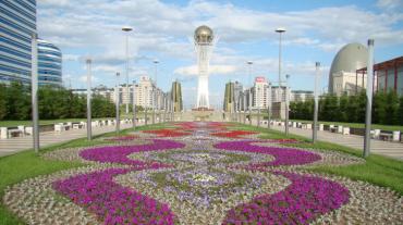Kazakhstan, EXPO 2017 ad Astana (3nn)