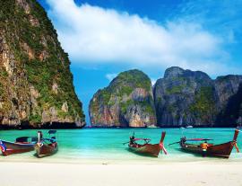 Thailandia: il sogno thailandese, da Bangkok verso il mare – apr./ott. 2017