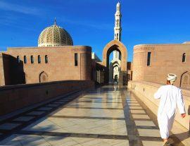 Lungo le strade dell'Oman
