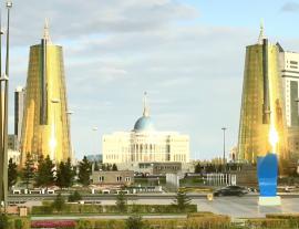 Kazakhstan, EXPO 2017 & Parco Nazionale Burabaj (4nn)