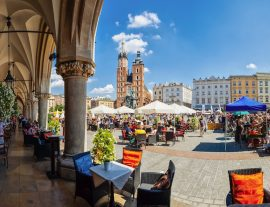 Polonia, la magia di Cracovia – giu./ott. 2017