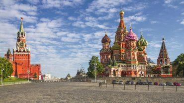 Russia: Mosca & San Piertoburgo (7gg)