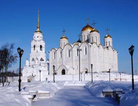 Russia, San Pietroburgo con Mosca & Anello d'Oro 8gg – ott.'17/apr.'18
