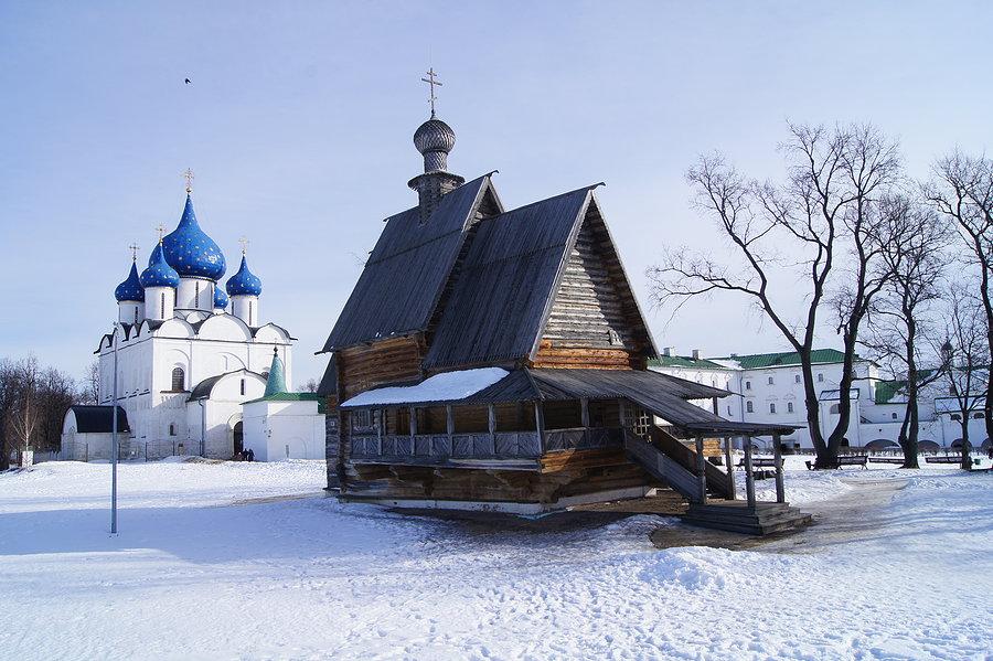 Russia, Mosca e l'Anello d'Oro 5gg – set.'17/apr.'18