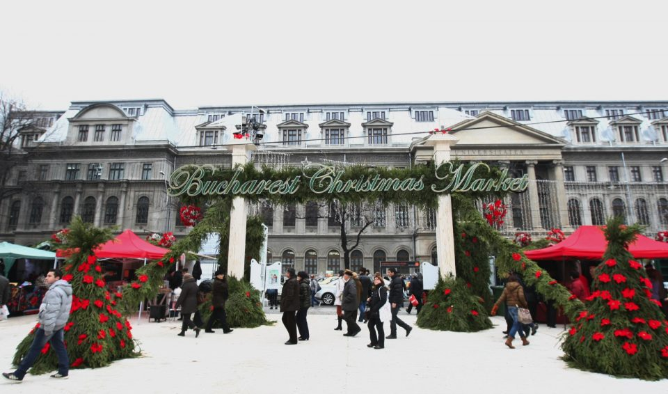 Romania: i favolosi mercatini di Natale