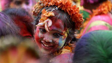 Enjoy Holi Festival, la festa indiana dei colori!