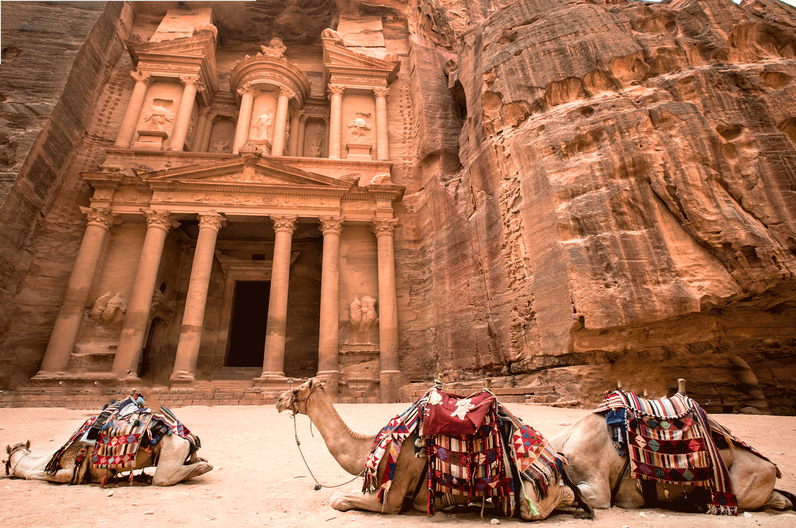 Giordania, tour classico culturale – 8gg. – gen./ott. 2018