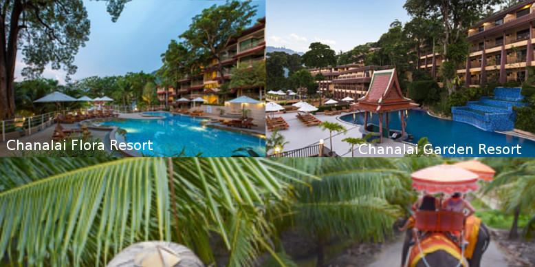 Easy Thailandia, Phuket da € 460 – nov.'17-ott.'18