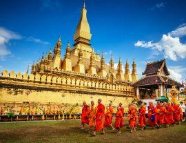 Fascino Cambogiano e Laotiano – 2018