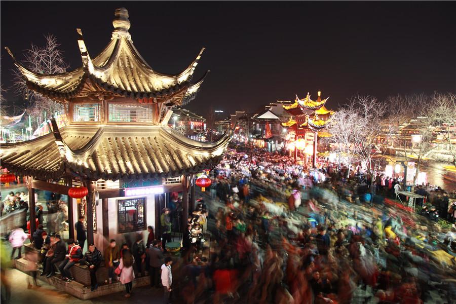 Grande Cina con Nanchino – 2018