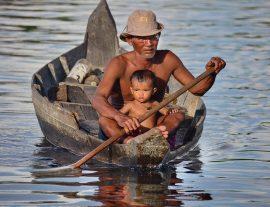 Vietnam e Cambogia Via Fiume Short