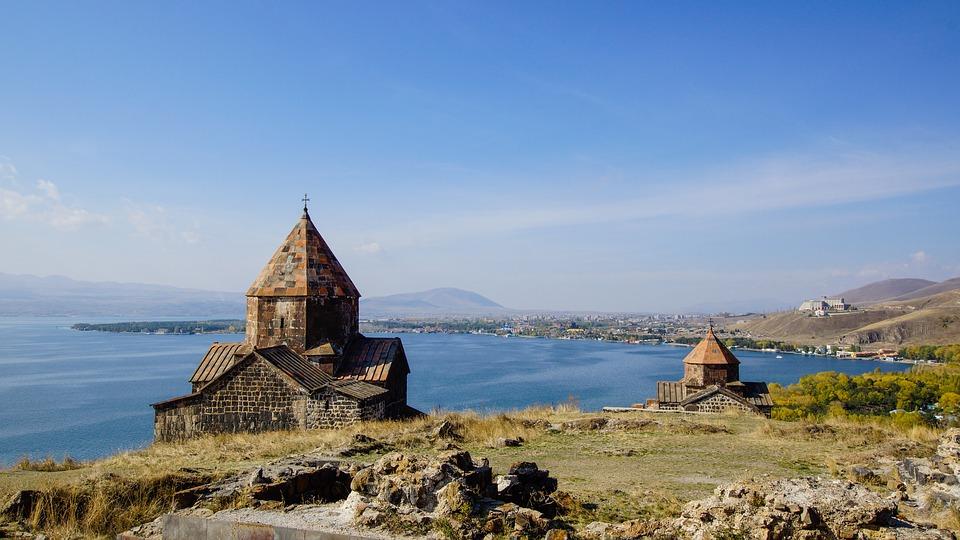 Armenia e Georgia – mar / ott '18