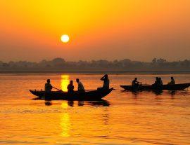 Il Trangolo d'Oro e Varanasi