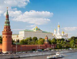 Russia, le suggestioni di Mosca –  4gg – apr./set.'18