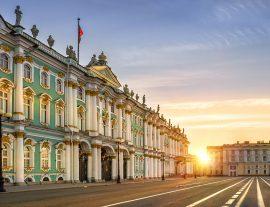 Russia, il fascino di San Pietroburgo 4gg – apr./set.'18