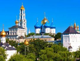 Russia, Mosca e l'Anello d'Oro 5gg – apr./set.'18