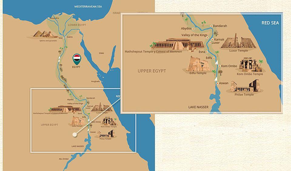 Egitto, il Cairo e crociera da Luxor ad Aswan – SPECIALE CAPODANNO