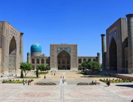Uzbekistan, La via della seta (6 nn) da Roma Fiumicino