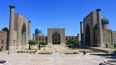 Uzbekistan, La via della seta