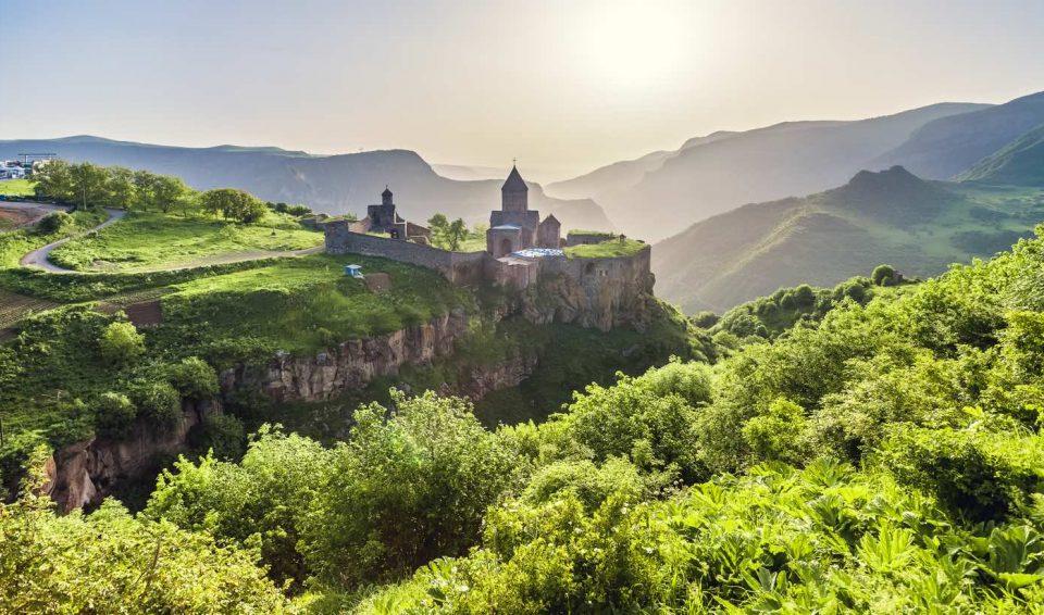 Armenia e Iran: antichità ai confini tra Oriente e Occidente